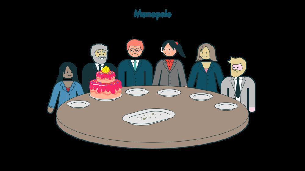 ses première monopole