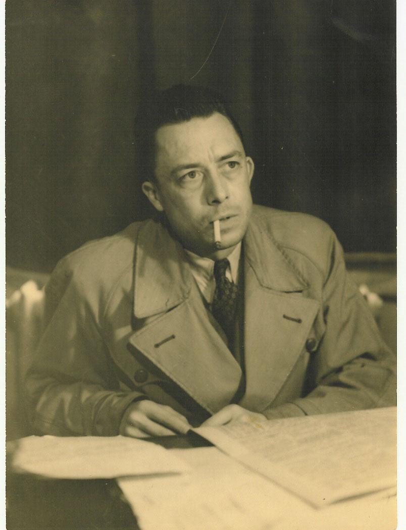 Alt Albert Camus