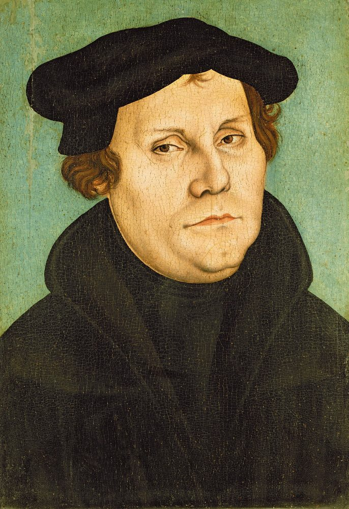 Alt Martin Luther