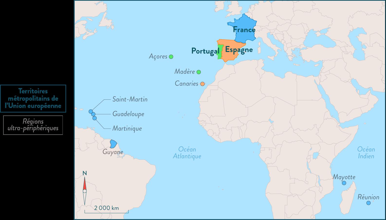 Élargissements successifs de l'UE-histoire-1re