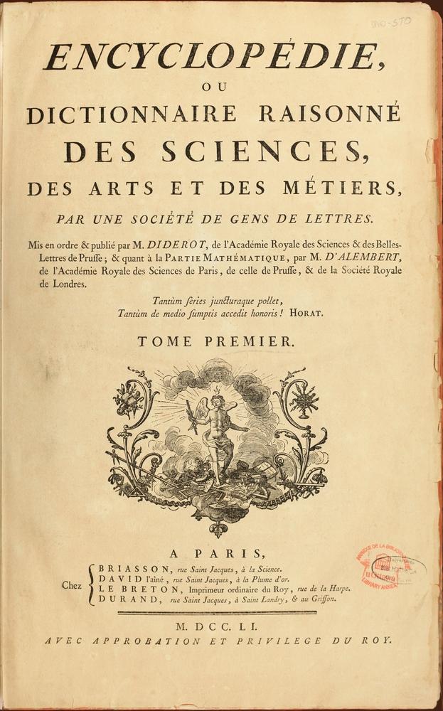 Alt Couverture de l'<em>Encyclopédie</em>