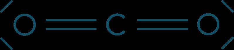 Représentation de Lewis du CO2 physique-chimie seconde