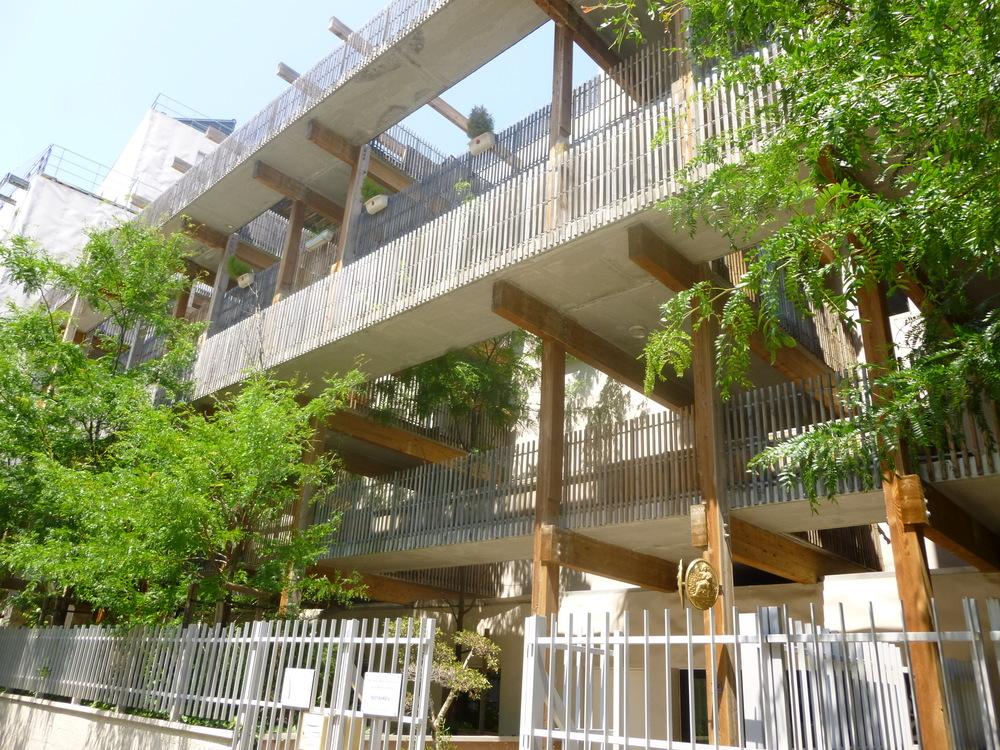 L'écoquartier de Bonne à Grenoble - CC: Simdaperce