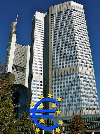 Le siège de la Banque centrale européenne à Francfort-sur-le-Main ©ArcCan