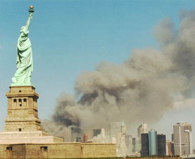 L'attaque du 11 septembre 2001 à New-York