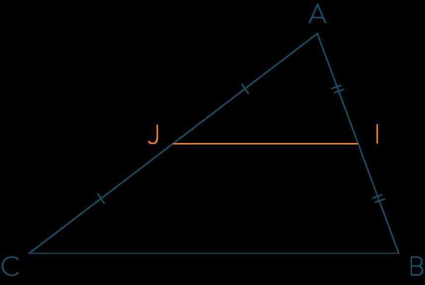 Théorème de Thalès-mathématiques-collège