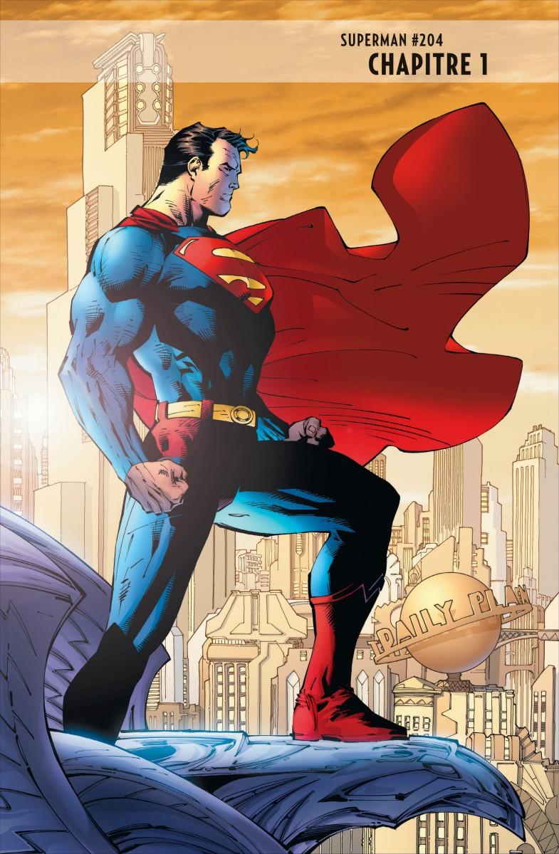 Superman: Pour demain<em>, Brian Azzarello (scénariste), Jim Lee (dessinateur), 2013, ©DC Essentiels