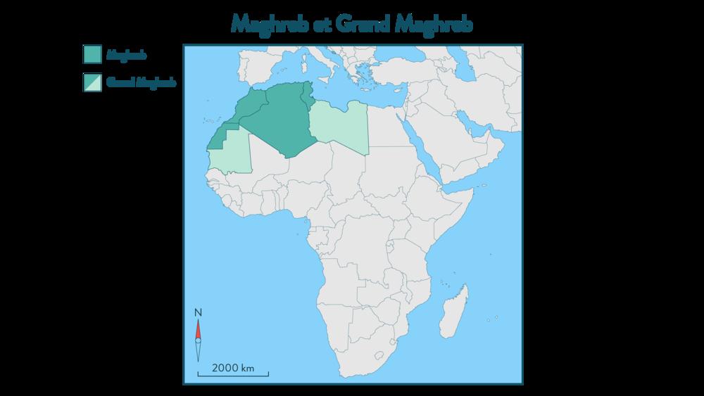 Alt Maghreb et Grand Maghreb