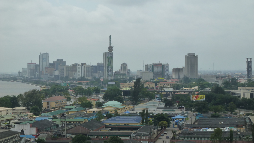 Alt Lagos, une ville en plein développement - cc (creative commons) OpenUpEd