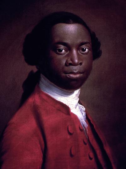 Portrait d'Olaudah Equiano, Auteur anonyme, seconde moitié du XVIII<sup>e</sup>siècle