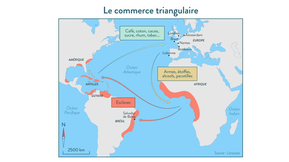 Alt Le commerce triangulaire