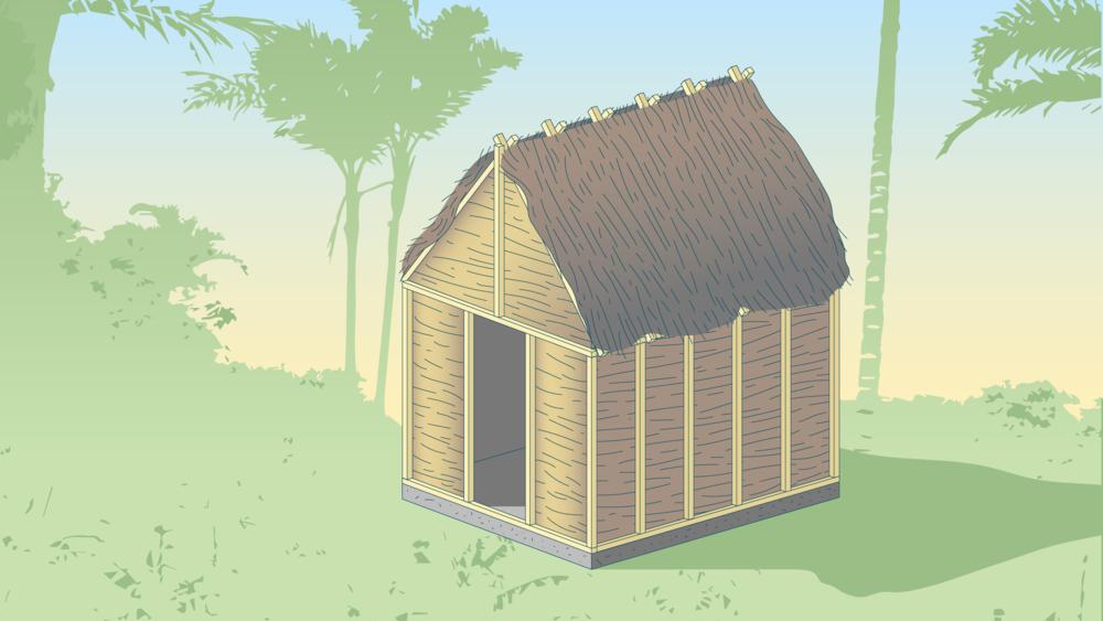 Alt Illustration d'une case