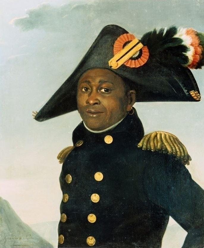 Alt Toussaint Louverture, par Girardin, 1804-1805