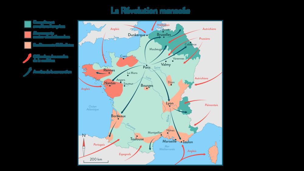 Alt La révolution menacée