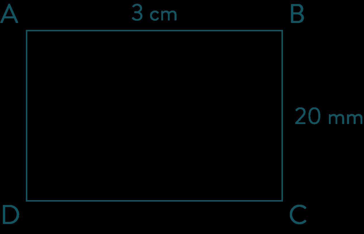 rectangle grandeurs mathématiques quatrième