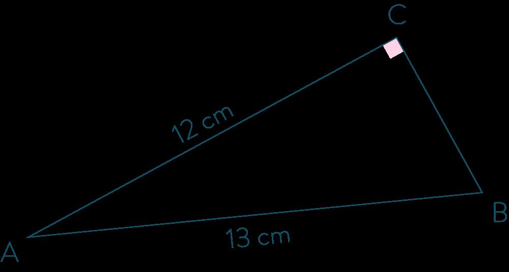 Triangle rectangle en C-Mathématiques-4e