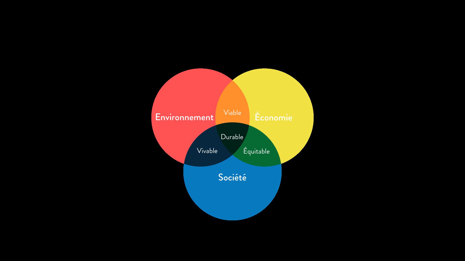 Le développement durable: une logique d'emboitement géographie cinquième