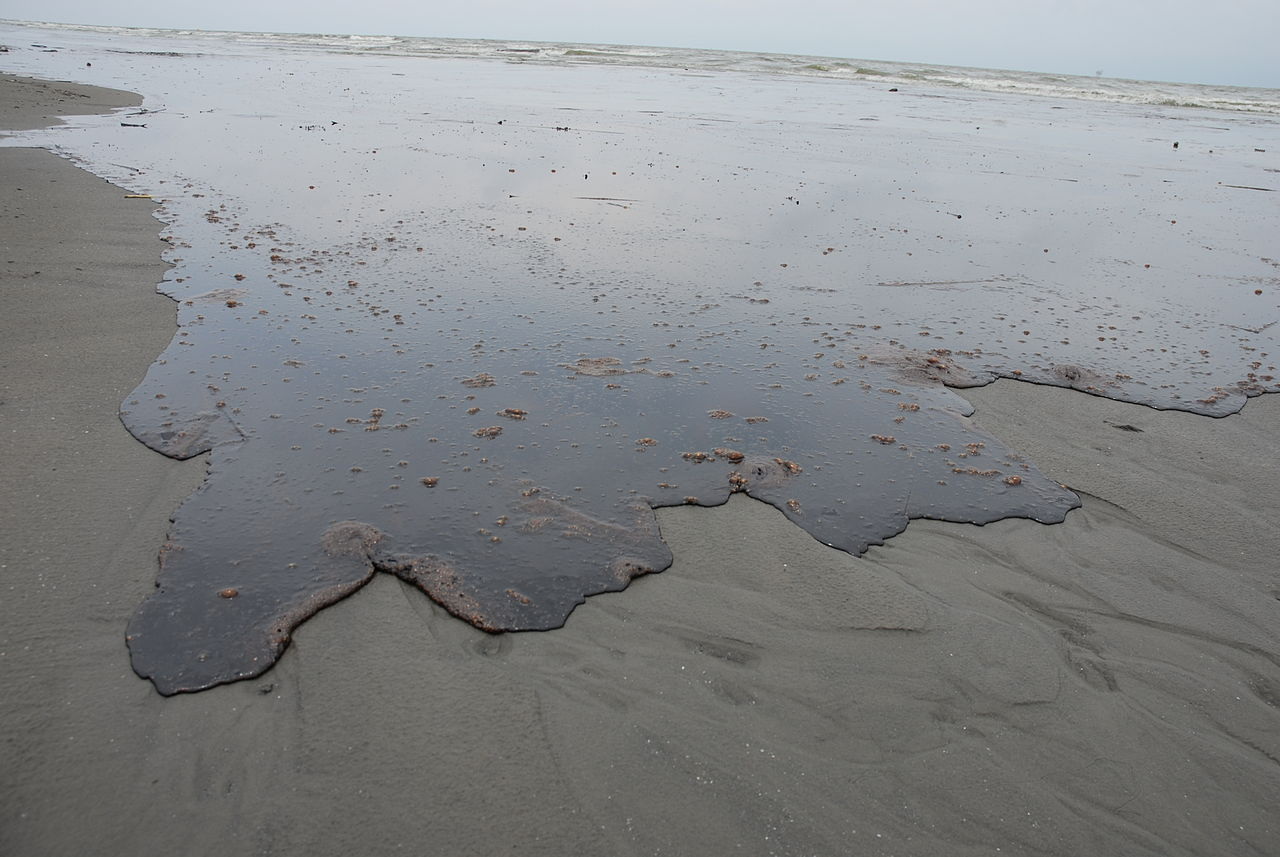 Une marée noire en Louisiane ©Louisiana GOHSEP