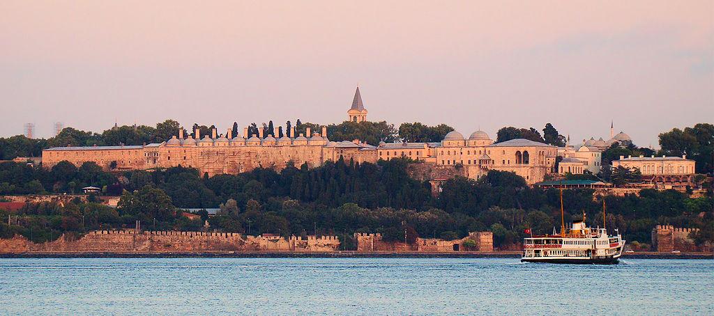 Le palais de Topkapi, à Istanbul © Bjørn Christian Tørrissen