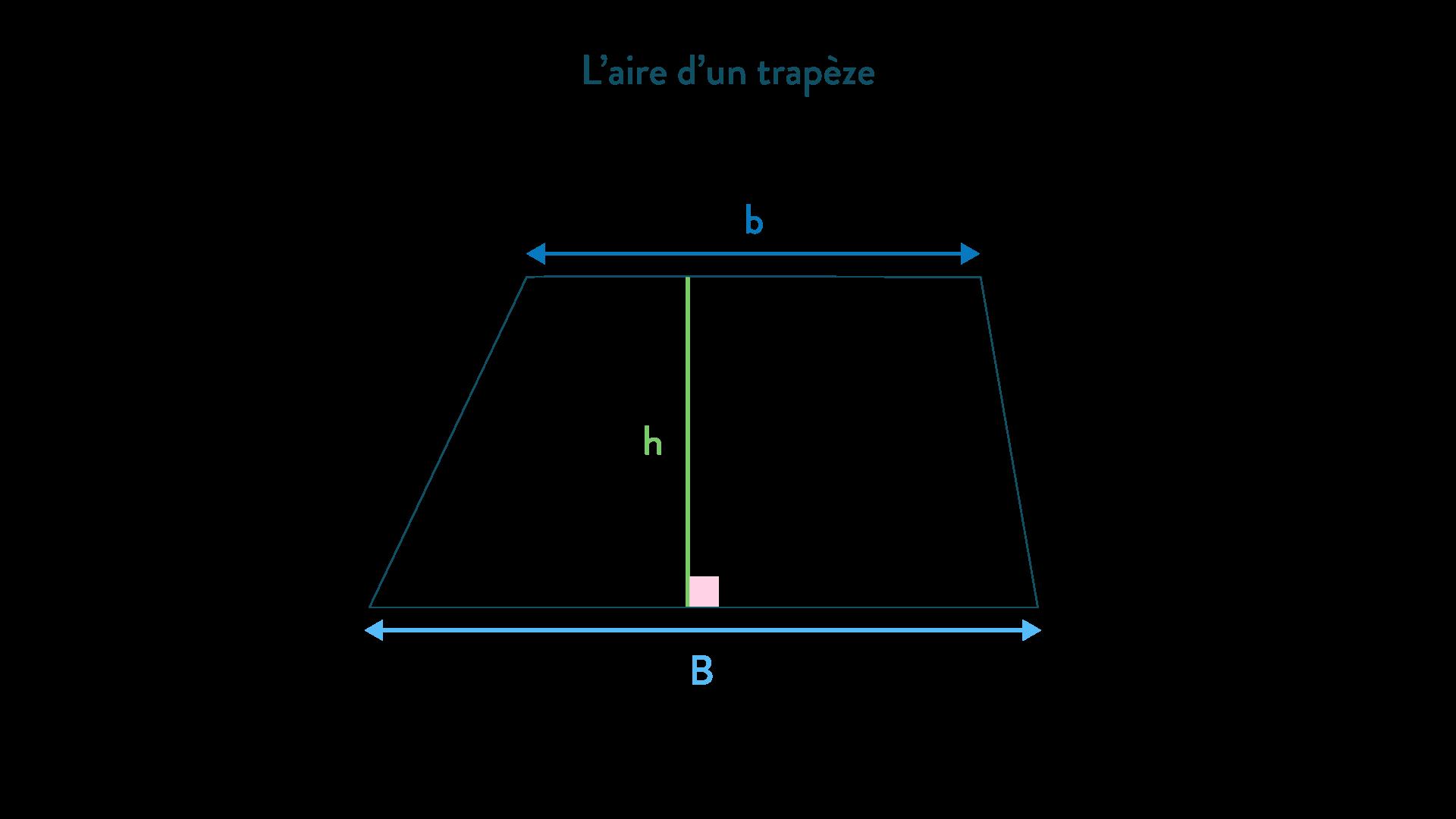 aire d'un triangle rectangle calculer des périmètres et des aires mathématiques cinquième