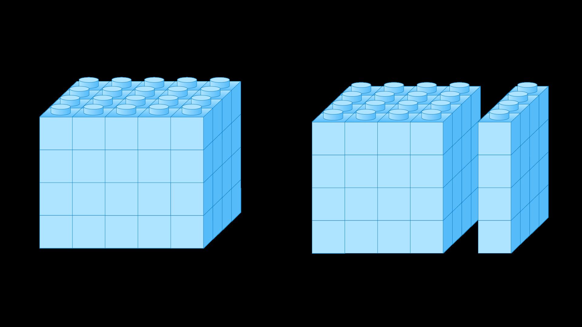 parallélépipède rectangle calculer des volumes mathématiques cinquième