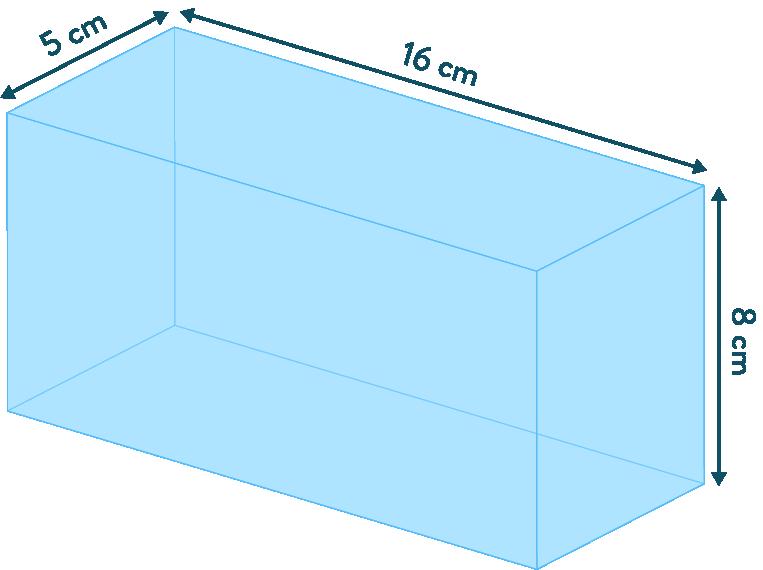 Calculer des volumes qcm exercice mathématiques cinquième