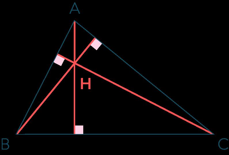 hauteur connaître et utiliser les triangles mathématiques cinquième