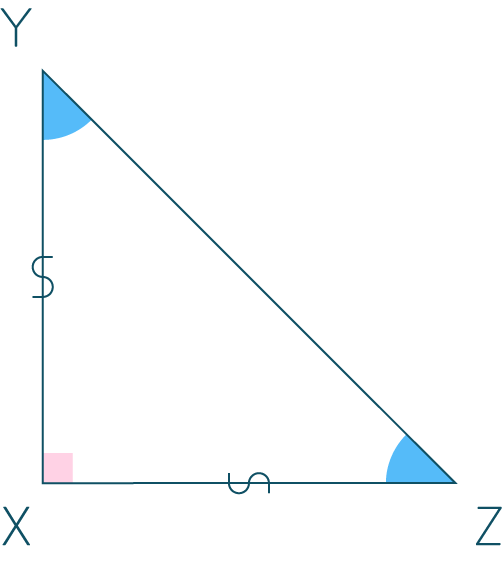 Connaître les angles d'un triangle mathématiques cinquième