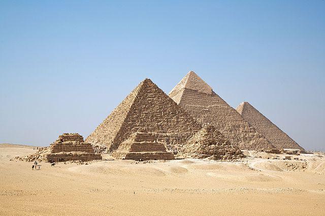 Pyramides de Gizeh-6e-Histoire