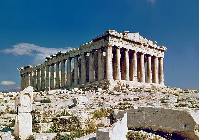 6e-histoire-Le Parthénon