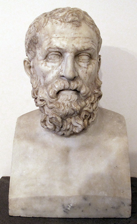Buste de Solon-Histoire-6e