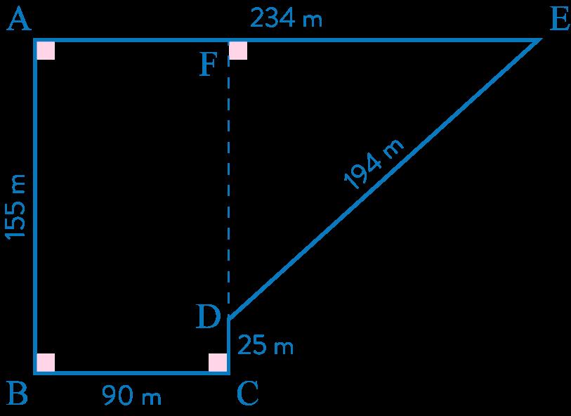 calculer et convertir des aires mathématiques sixième