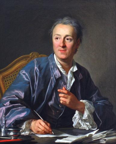Diderot Lumières L'Encyclopédie