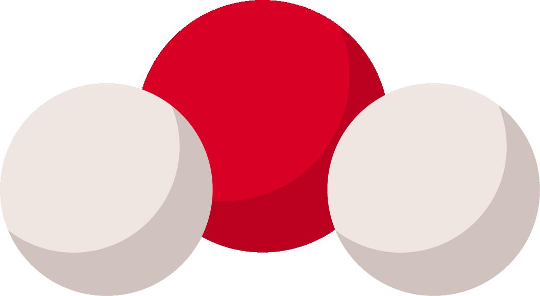 molécule eau