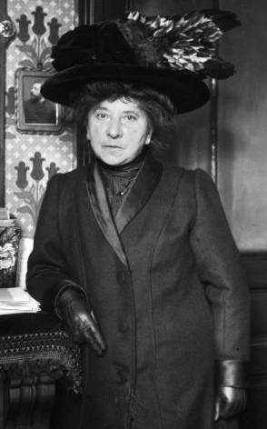 Hubertine Auclert, fondatrice du premier mouvement féministe