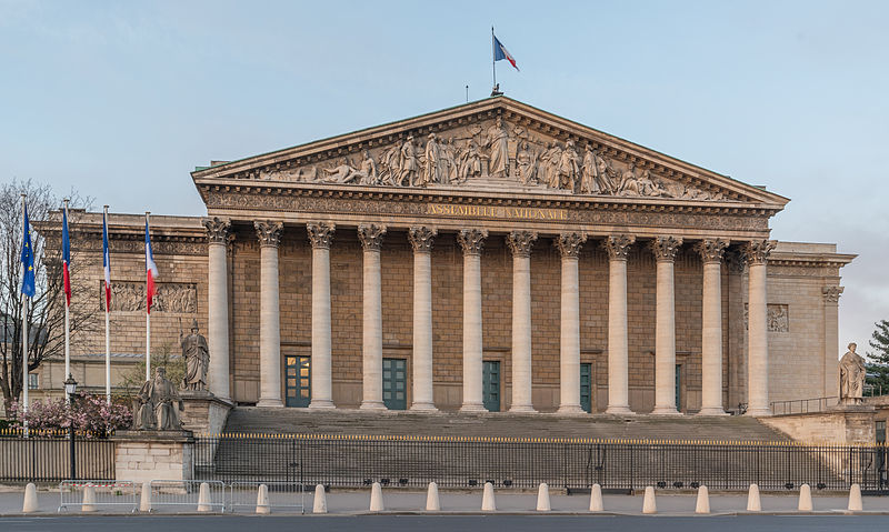 Palais Bourbon assemblée nationale France