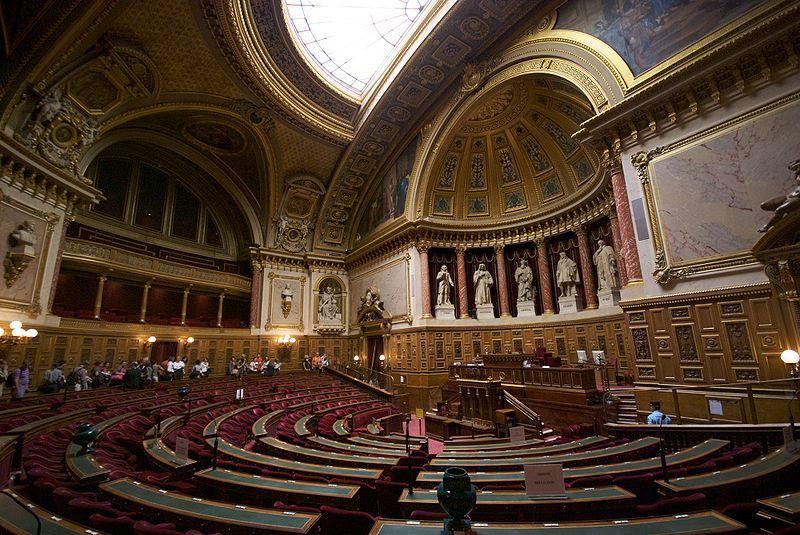 Sénat Français paris