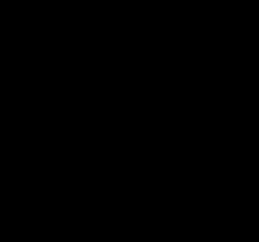 Représentation topologique de l'acétone
