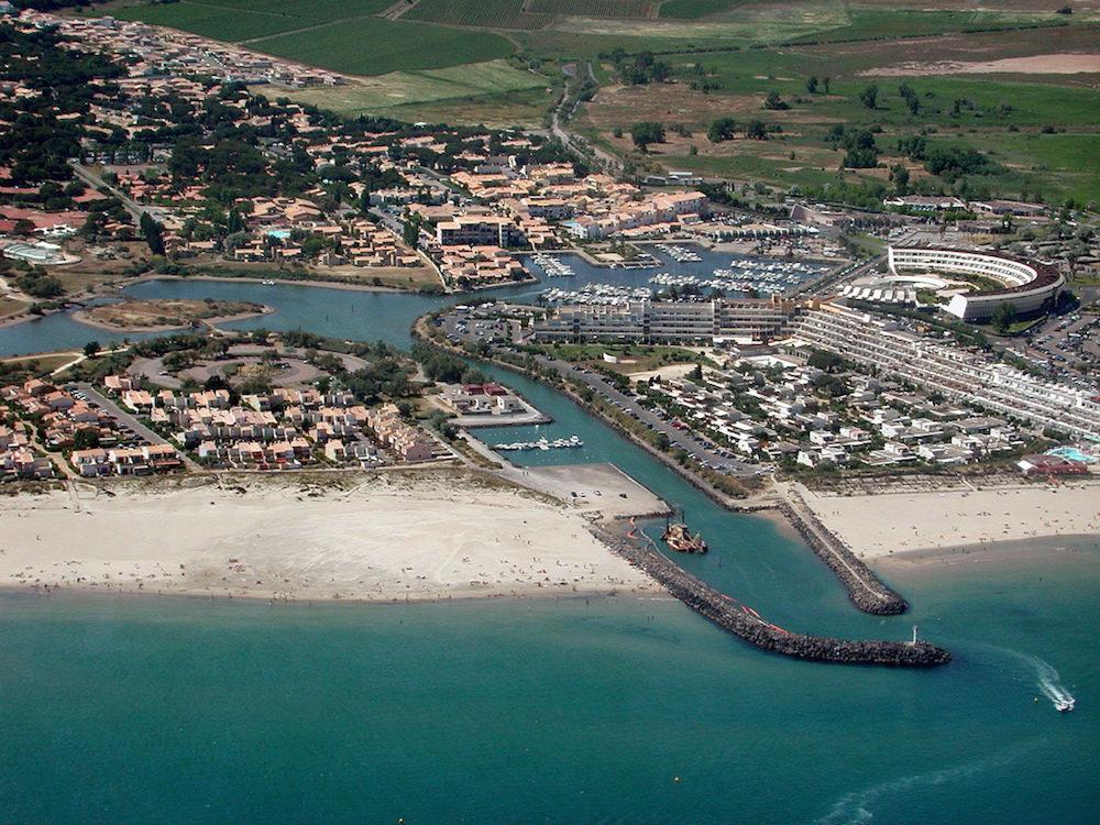 Le Cap-d'Agde, symbole de l'urbanisation massive