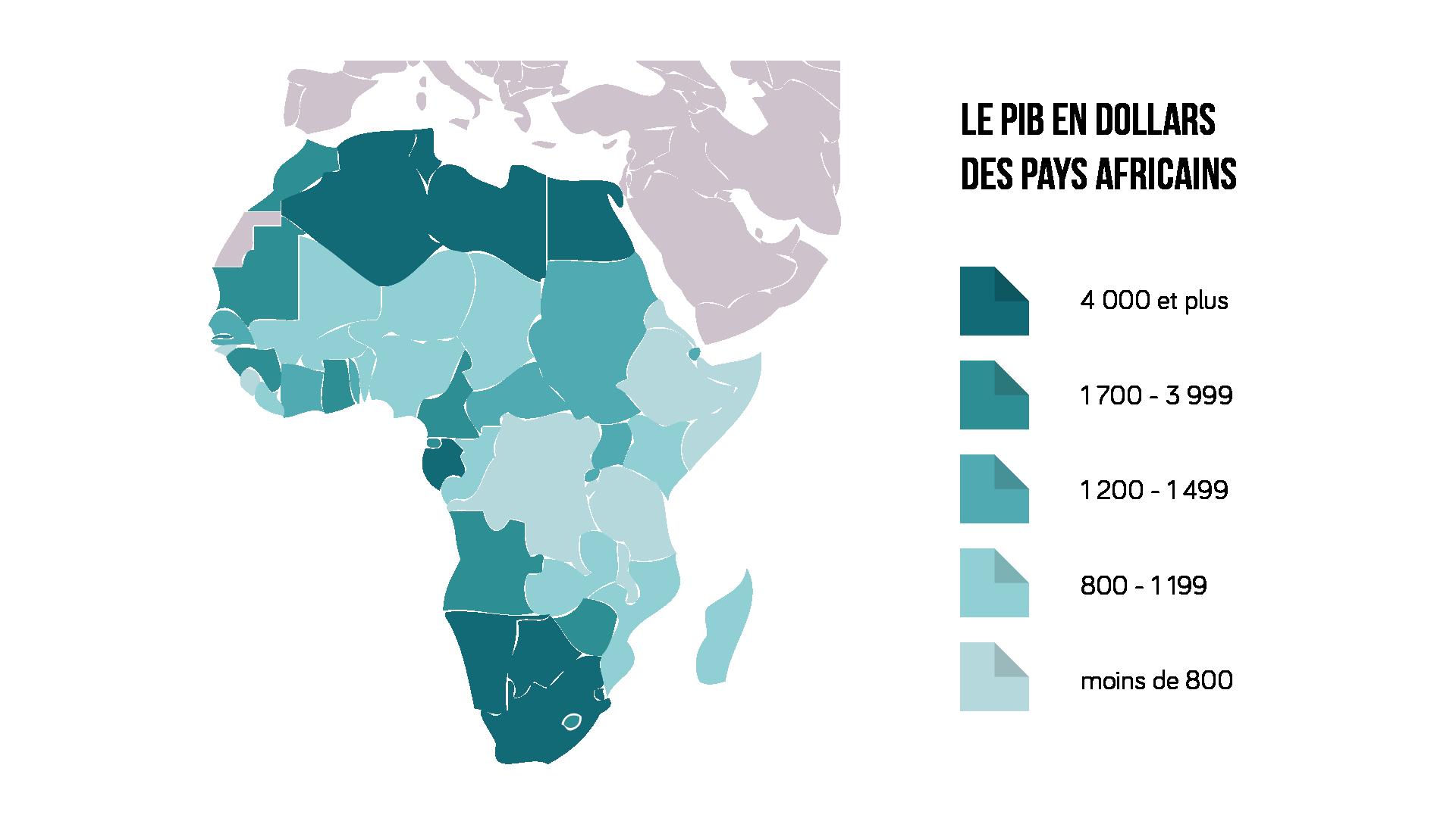 le continent africain les dynamiques et les d233fis
