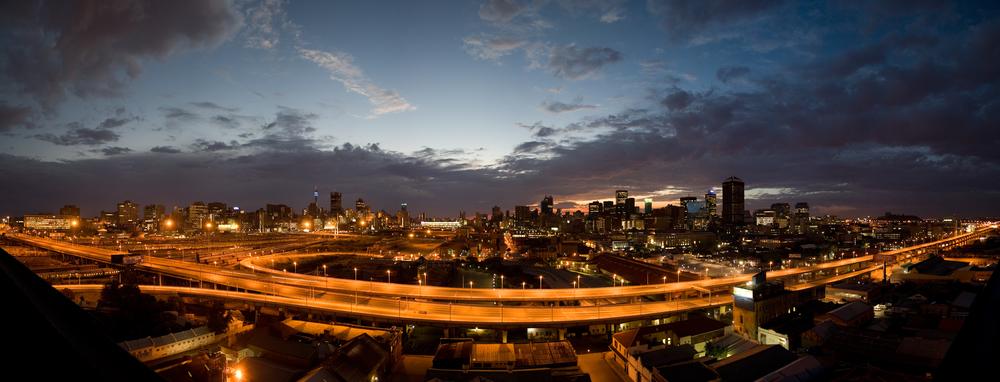 Johannesburg, vitrine de la réussite de l'Afrique du Sud