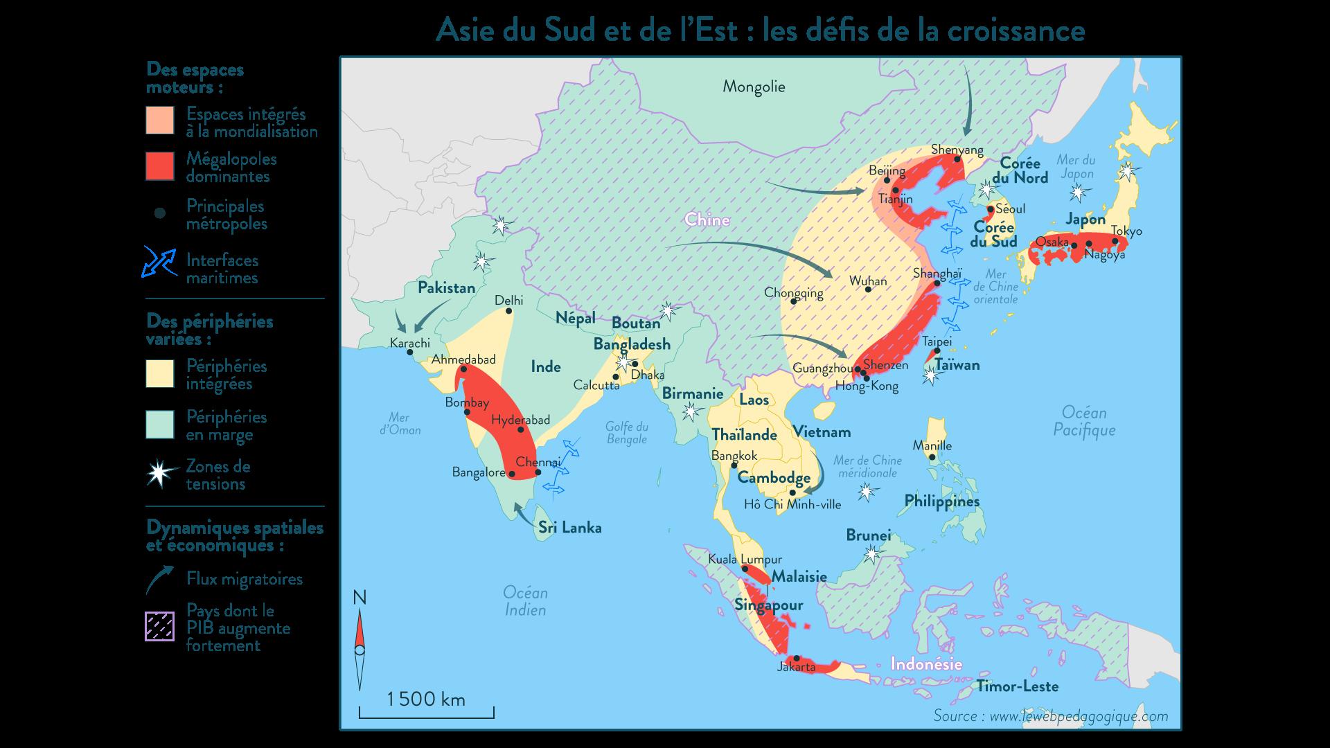 Asie du Sud