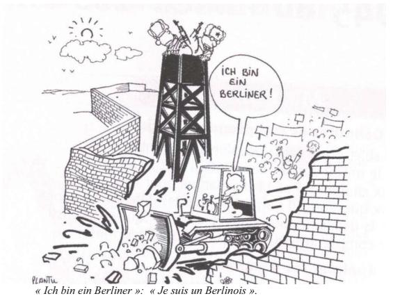 Plantu, <em>Le Monde</em>, 11novembre1989