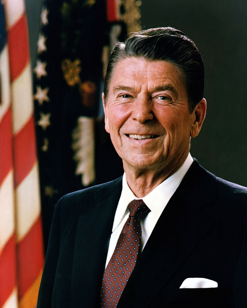 Photo de Ronald Reagan