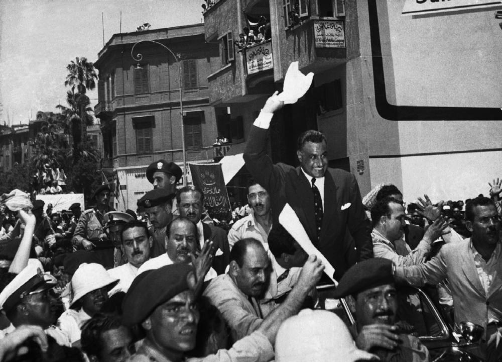Photo du président Nasser