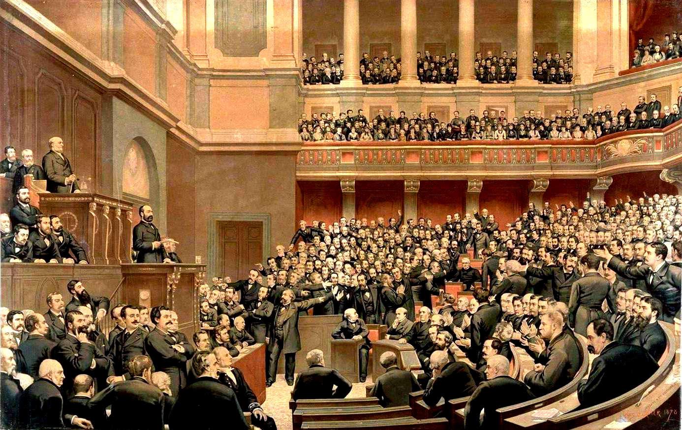 La III<sup>e</sup> République: un régime parlementaire