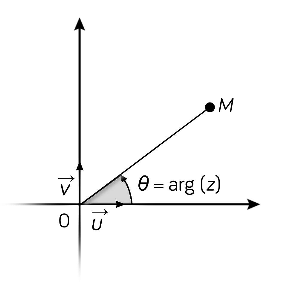 Argument d'un nombre complexe - maths - tle