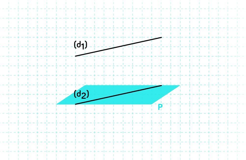 Plans parallèles et droites d'intersections parallèles-maths-tle
