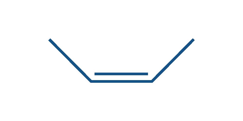 Représentation topologique du but-2-ène (Z)