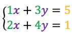 matrices mathématiques spécialité terminale ES